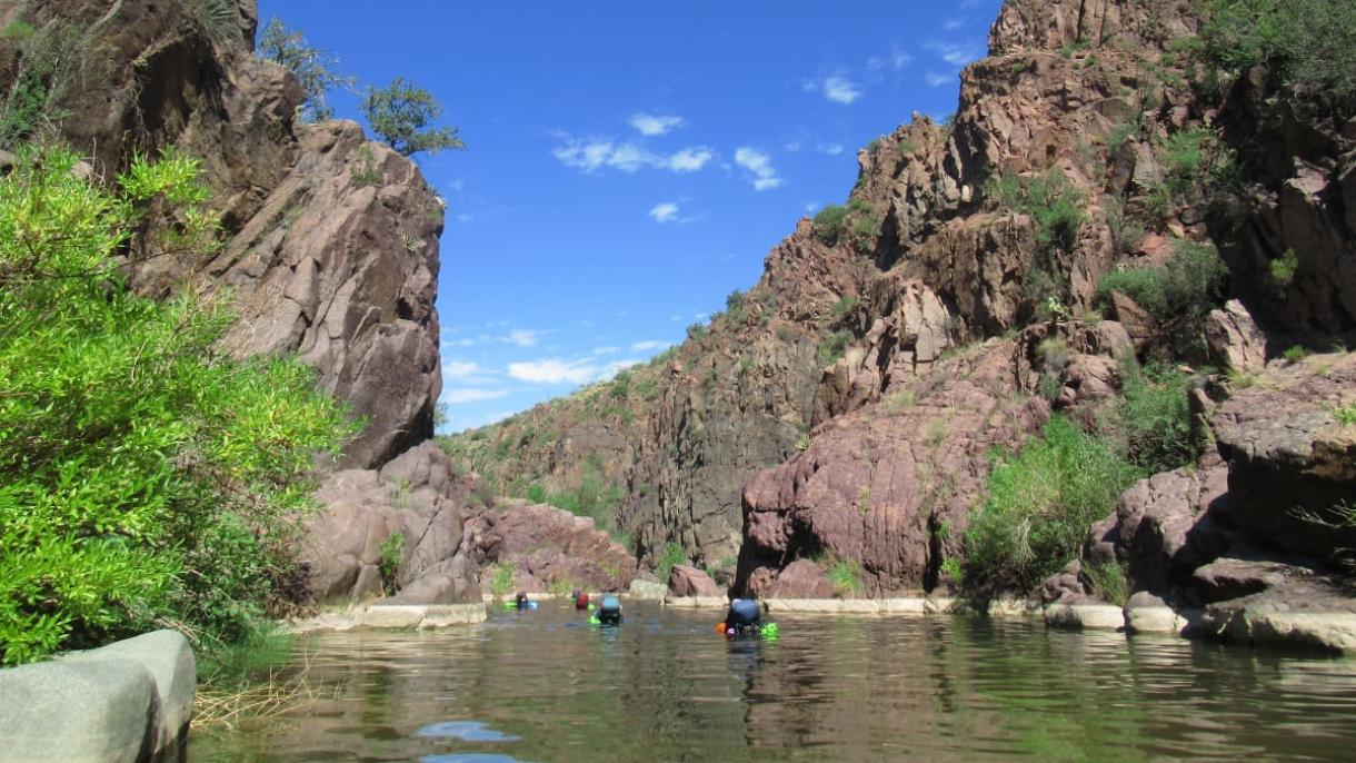 Earn your degree at Prescott College in Outdoor Education Leadership